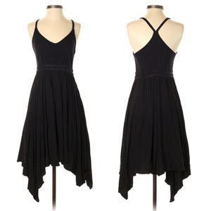 Jack By BB Dakota Black Asymmetrical Dress  Size 2